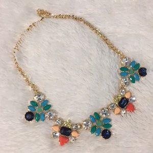 Victoria Emerson statement necklace